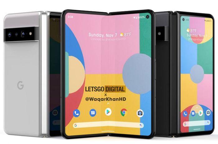 Google Pixel Fold可折疊智慧型手機預計在2021年底前推出