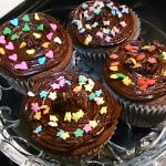 Eggless Chocolate Cupcakes with Chocolate Buttercream Frosting Recipe