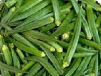 Bhindi, Bhinda, Okra or Lady Finger