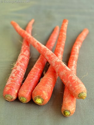 indian carrots
