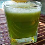 Bottle Gourd or Lauki Juice