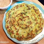 Palak Moong Dal Cheela