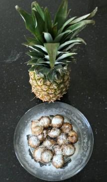 kokospoffertjes