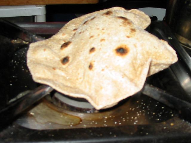 Bellary Special Ahimsa Chapathi