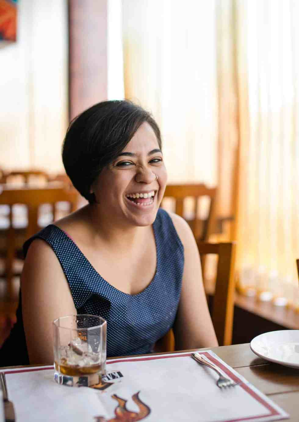 Richa Gupta, blogger at My Food Story
