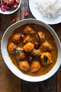 Mangalorean Ripe Mango Curry