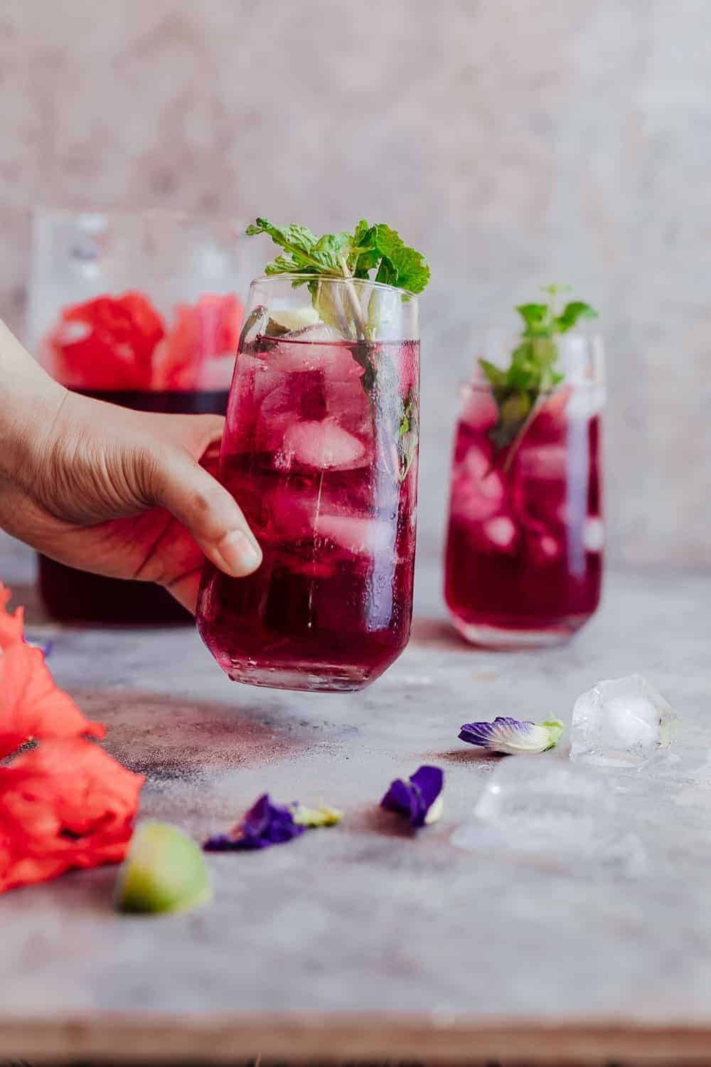 How To Make Hibiscus Tea Benefits And Side Effects