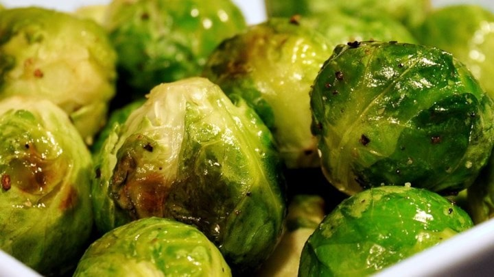 Gluten-Free Brussels Sprouts