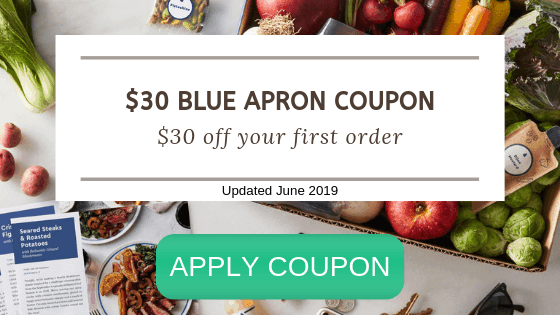 Promo Code For Blue Apron