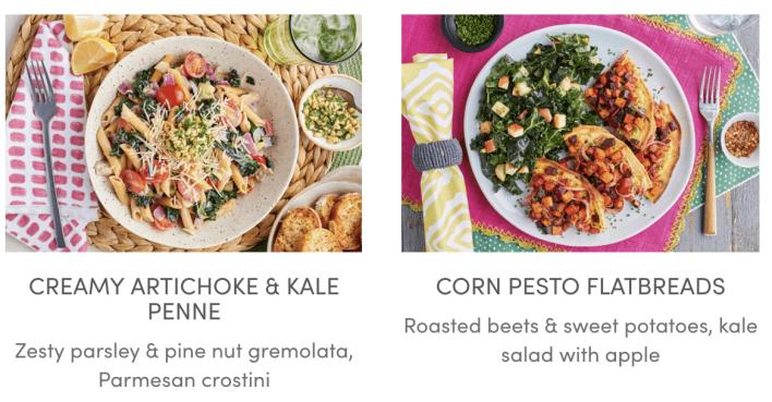 Green Chef Gluten-Free Options