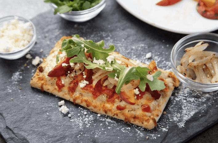 Jenny Craig Pizza meal option