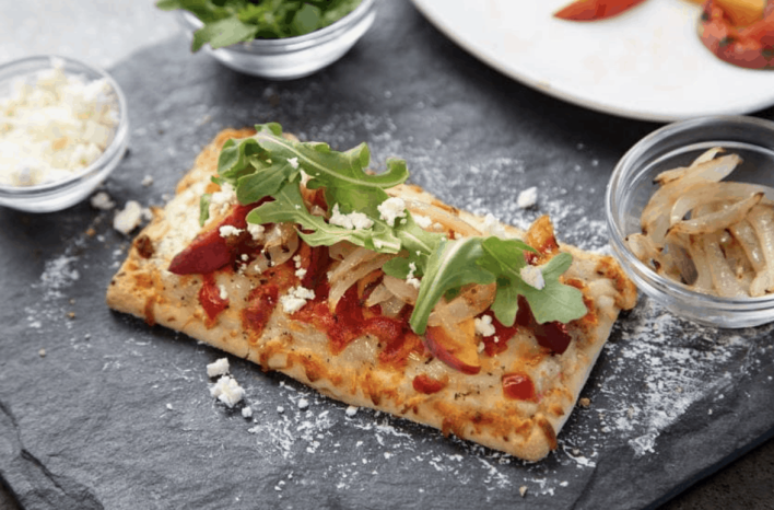 Jenny Craig Pizza meal option