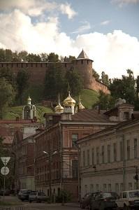 Вид на Кремль со стороны набережной