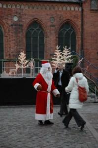 Прибалтийский Дед Мороз
