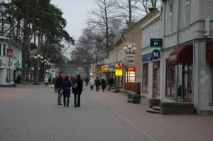 Улица Юрмалы