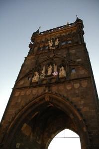 Фрагмент смотровой башни