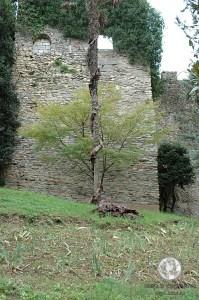 Элементы крепостной стены