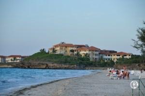 Пляж отеля