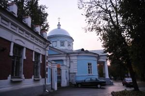 Церковь города