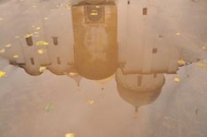 Отражение Софийского собора