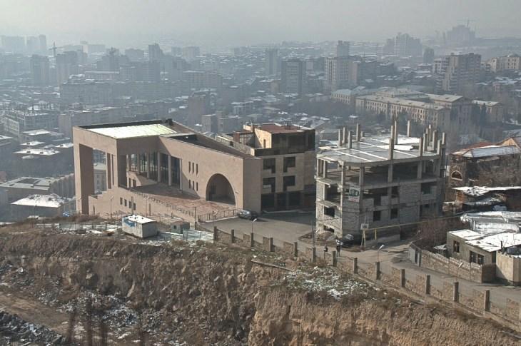 Ереван со смотровой, Армения