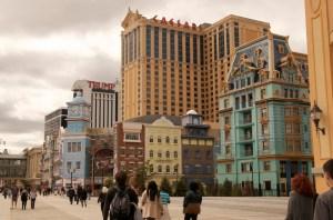 Пряничные домики в Атлантик-Сити
