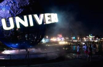 Парк Universal Studio, США