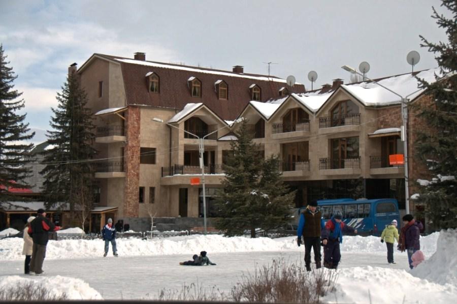 Цахкадзор, Армения
