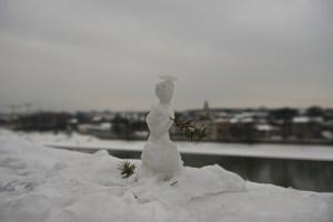 Святой Снеговик