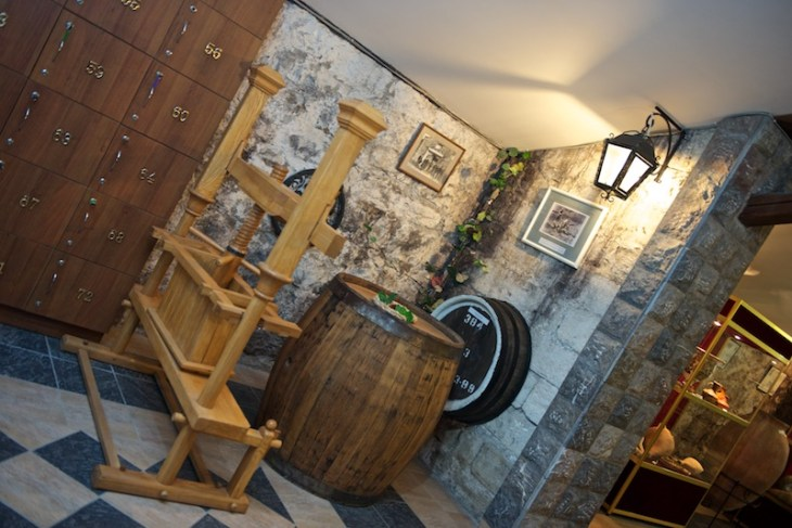 Завод крымских вин Массандра