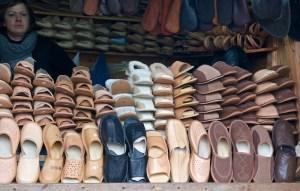 На рынке Закопане