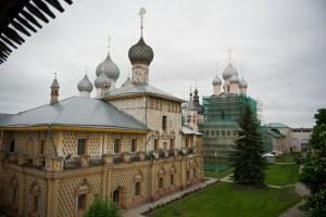 Церковь Одигитрии на территории Кремля
