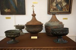 Выставка в Трапезной
