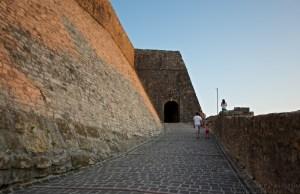 Старый город в Улцине