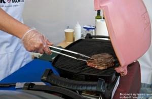 Приготовление стейка
