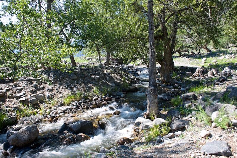 Горный Алтай, Долина реки Чулышман