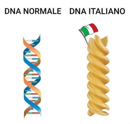 italian cliché