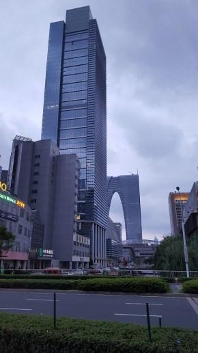 Modern Building Suzhou