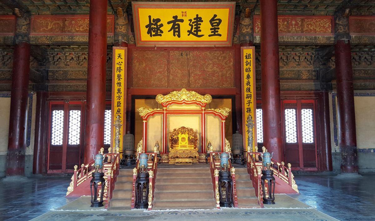 Forbidden City – Beijing