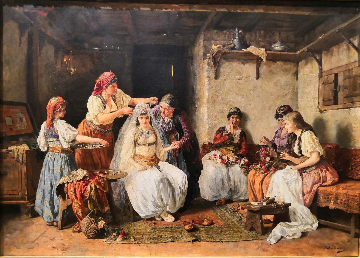 National Museum Belgrade – Serbian 19th Century Painting
