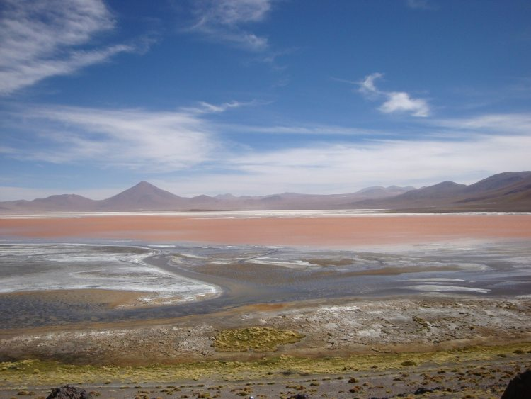 Where Next? - Laguna Colorada