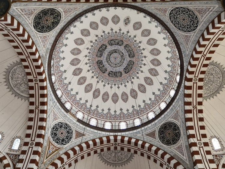 Şehzade Mosque - Ottoman Imperial Mosques