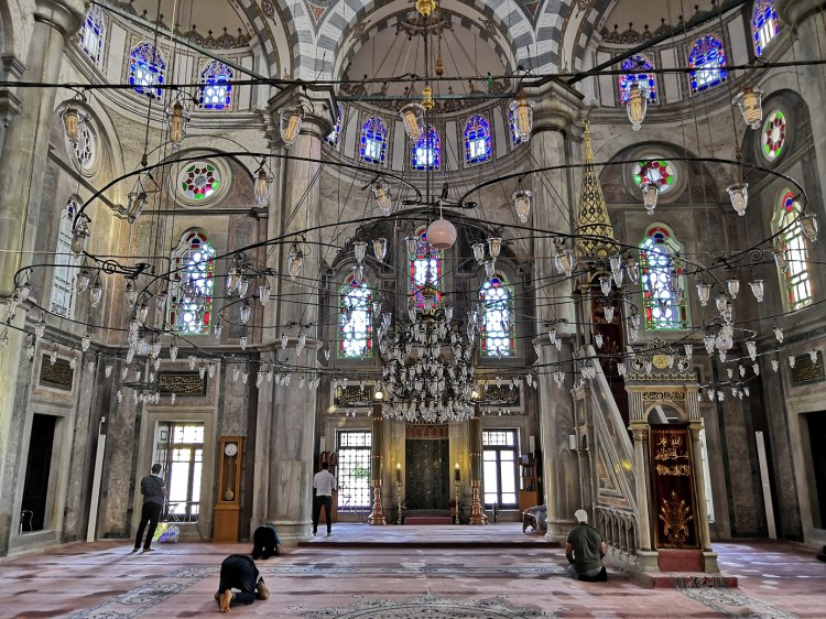 Laleli Mosque - Ottoman Imperial Mosques