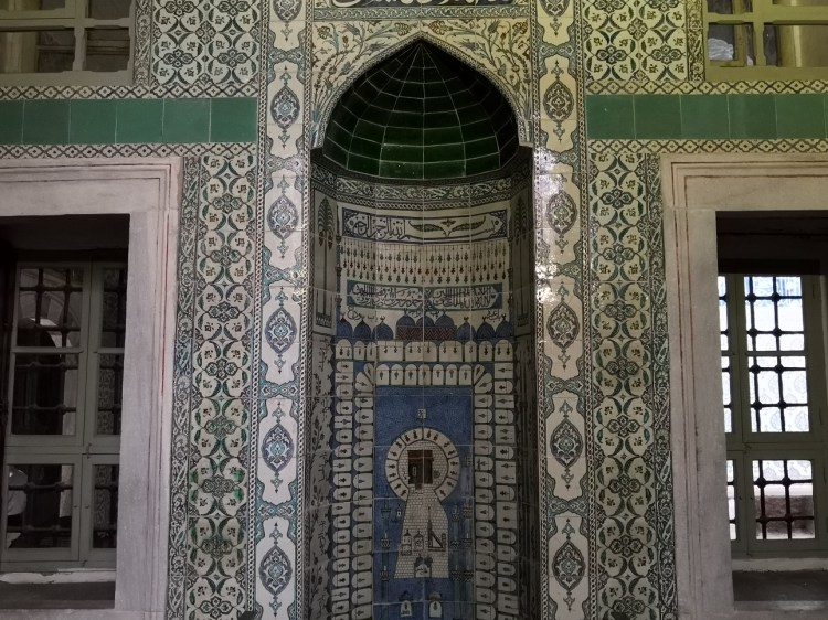 Mosque of the Black Eunuchs - Harem Topkapi Palace