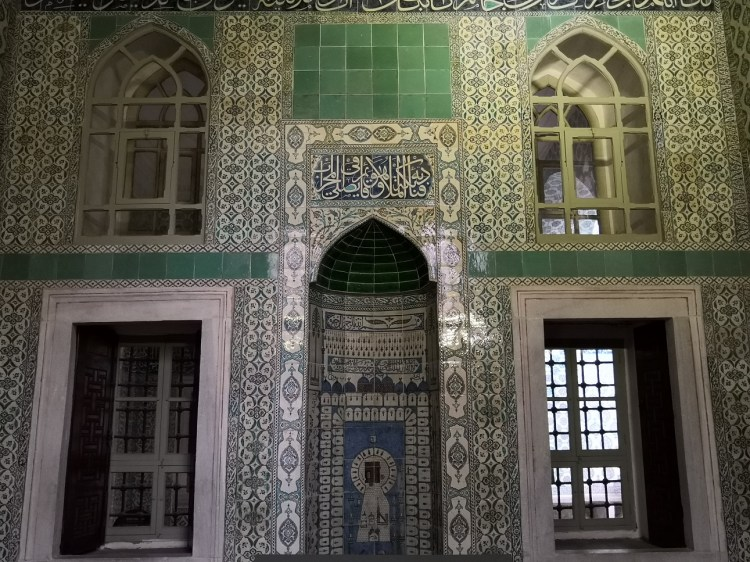 Mosque of the Black Eunuch - Harem Topkapi Palace