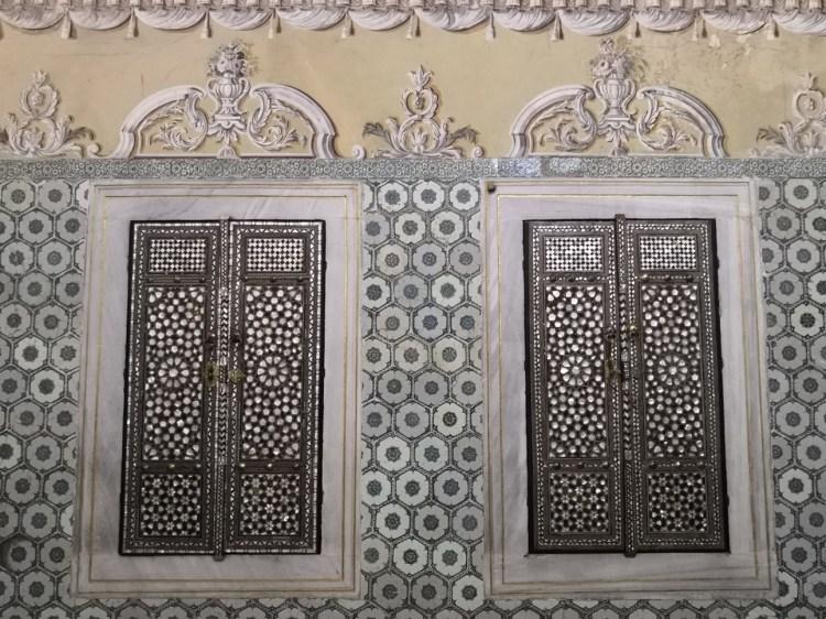 Valide Sultan Apartment - Harem Topkapi Palace