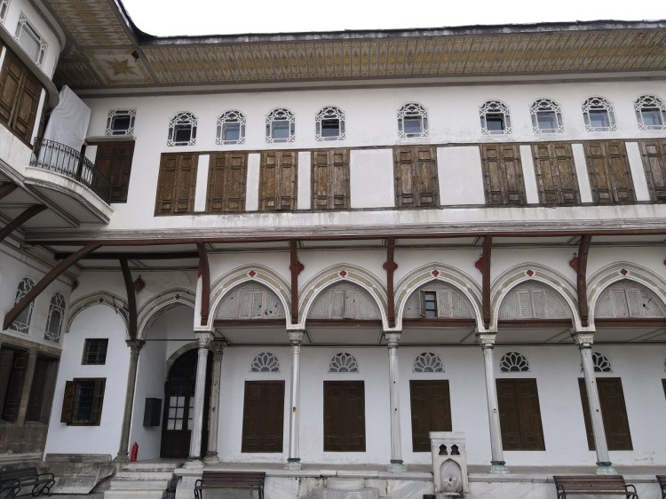 Apartments of Sultan's Favourites - Harem Topkapi Palace