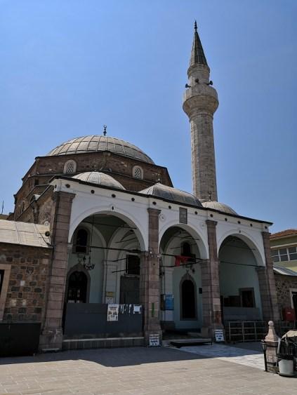 Başdurak Mosque - Ottoman Izmir