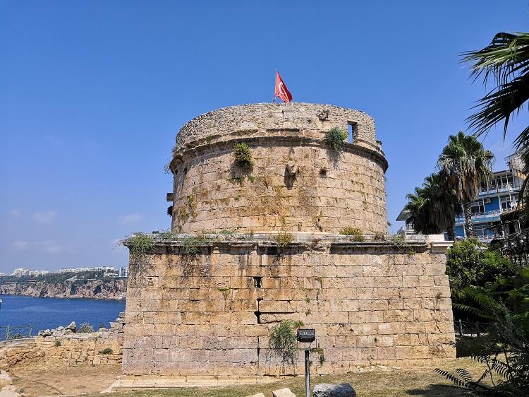 Hidirlik Tower - Antalya