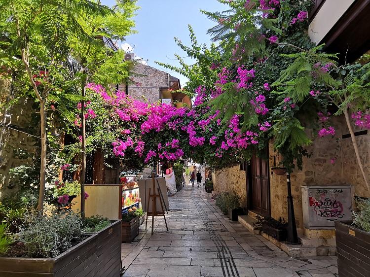 Hesapçı Sokak - Antalya